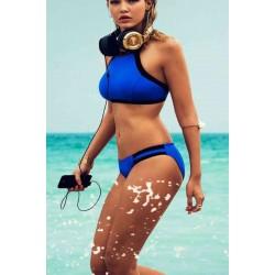 Angelsin Mavi Bikini Alt