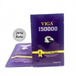Viga 150000 Mendil 24 Adet