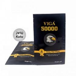 Viga 50000 Mendil 24 Adet