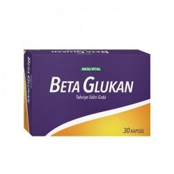 Beta Glukan 30 Kapsül