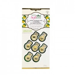 Avokado Yağı + E Vitaminli Cilt Bakım Kapsülü