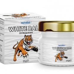 Eznevita White Balm Cilt Masaj Kremi 20 gr