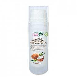 Hindistan Cevizi Yağlı Makyaj Temizleme Kremi 100 ml