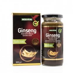 Epimedium İlaveli Ginseng Ekstraktlı Macun 300 gr